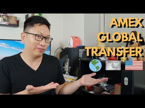 Amex Global Transfer: How To Get Cards In Other Countries