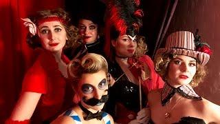 """""""Музыкальная шкатулка"""" Ляли Бежецкой. Cirque du Cabaret"""
