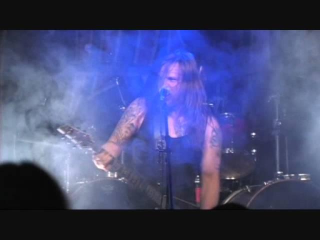 Garagedays - Razorsharp   Live in Berlin