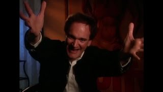 Quentin Tarantino Interview On JACKIE BROWN