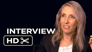Fifty Shades Of Grey Interview - Sam Taylor-Johnson (2015) - Jamie Dornan, Dakota Johnson Movie HD