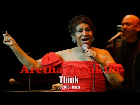 Aretha Franklin - Think (Karaoke)