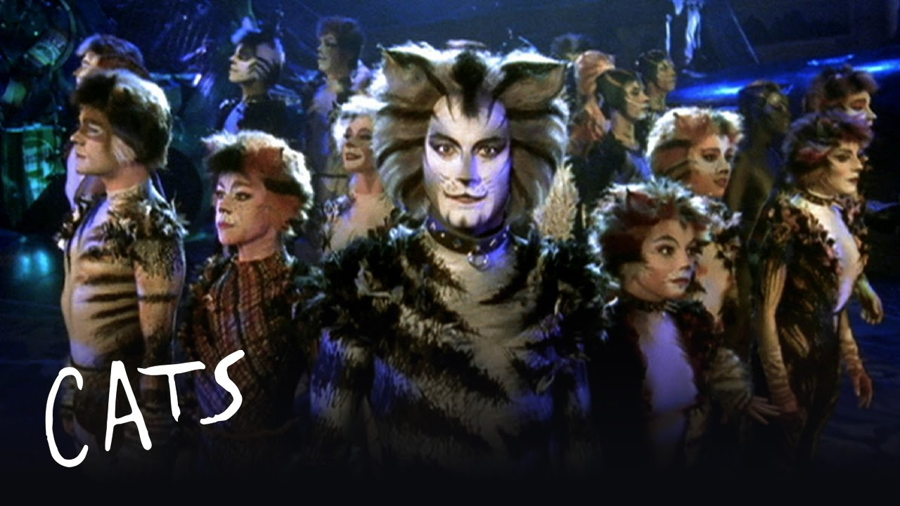 The Trailer for CATS , Released in 1998!