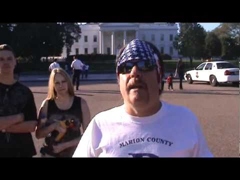One Nation Working Together (1) Florida Family Drives to Rally US - Shawn Strachan
