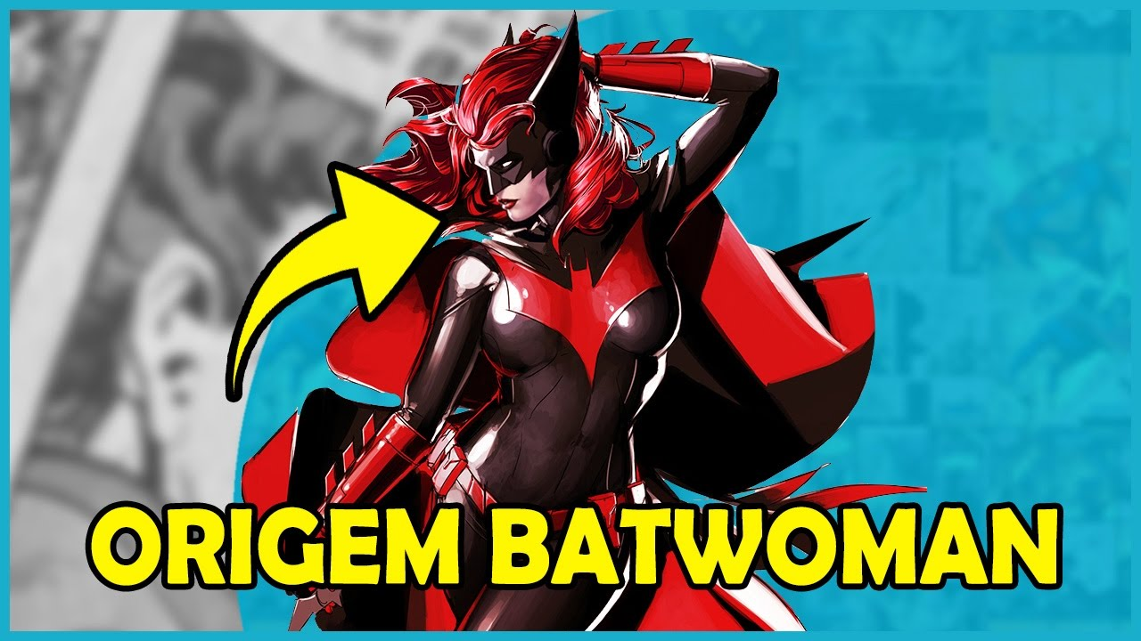 Batwoman, Kate Kane, Will Be in Arrowverse Crossover on CW