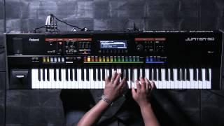 Roland JUPITER-50 Sound Examples — Patch 1574: