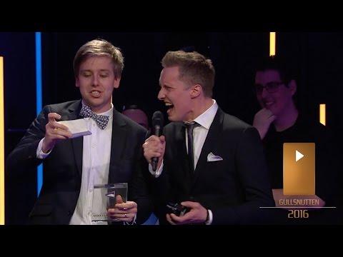 BaiBai og Huginn - Årets YouTubekanal - Gullsnutten 2016