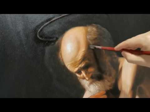 Caravaggio Technique Tutorial