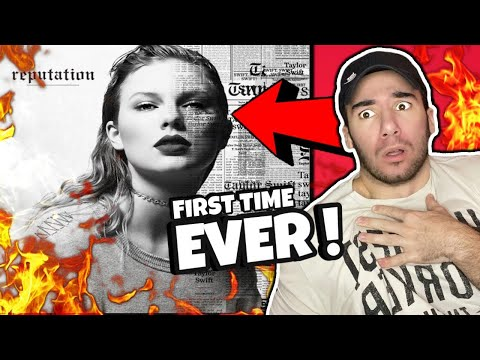 Rappers FIRST TIME Hearing a TAYLOR SWIFT Album: Reputation (REACTION!!)