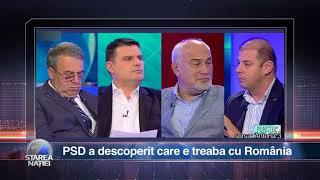 PSD a descoperit care e treaba cu România