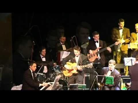 Happy Big Band - One More Once (Michel Camilo)