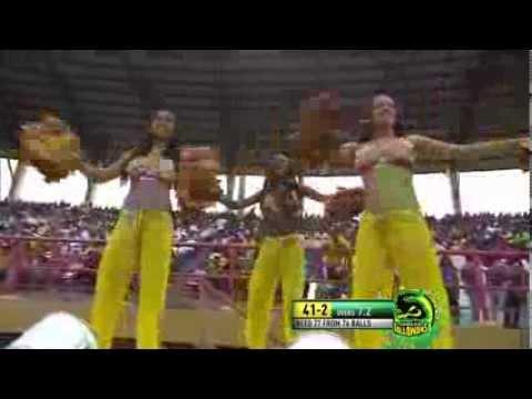 Highlights Match 6 - Jamaica Tallawahs v Antigua Hawksbills