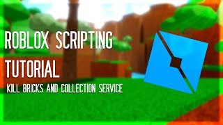 Roblox Studio Scripting Tutorial: Kill Parts (Collection Service)