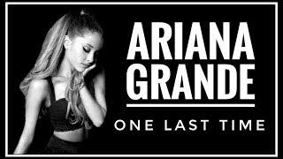 [SUB INDO] Ariana Grande - One Last Time (Video Lyrics)