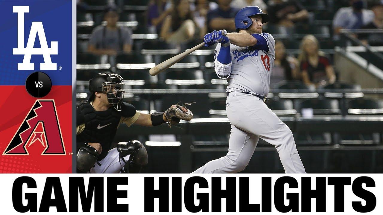 Download Dodgers vs. D-backs Game Highlights (9/24/21) | MLB Highlights
