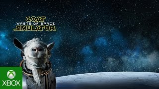 Goat Simulator: Waste Of Space Release Trailer Xbox One