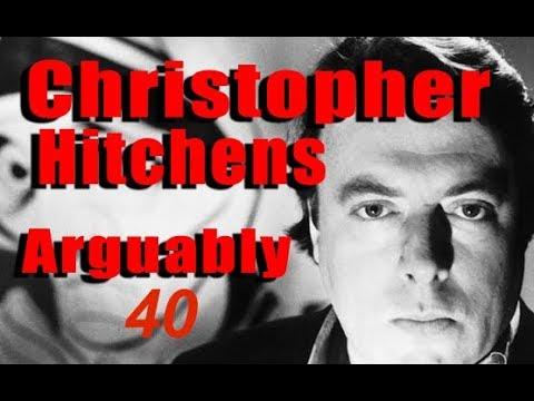 Graham Greene Pt2 -I'll Be Damned - Christopher Hitchens - Arguably
