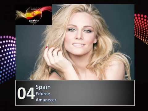 Eurovision 2015 - My Top 40