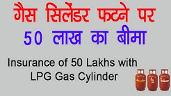LPG Gas Cylinder has Insurance Worth 50 Lakh, Important Information
