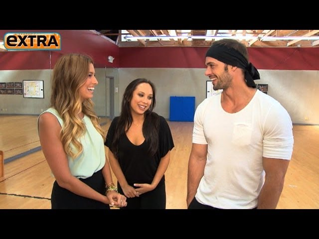 DWTS Preview: William Levy to Strip in Finals?