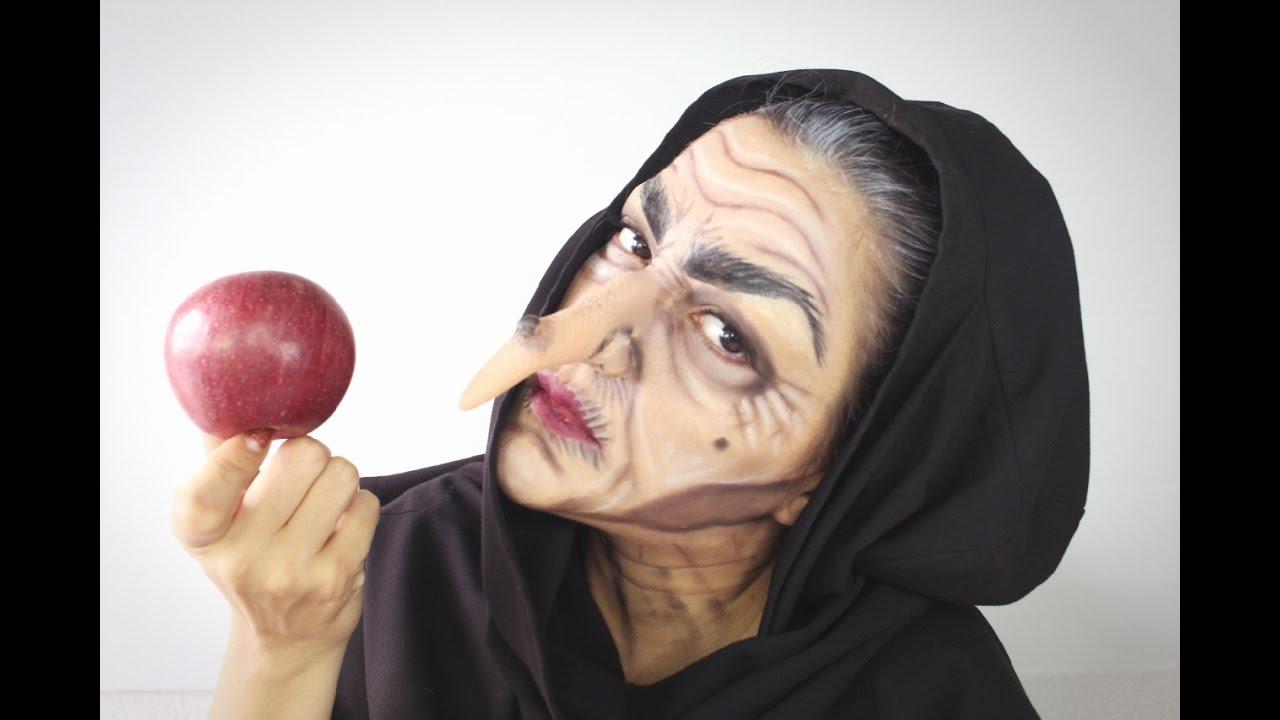 Trucco Halloween Yahoo.Witch