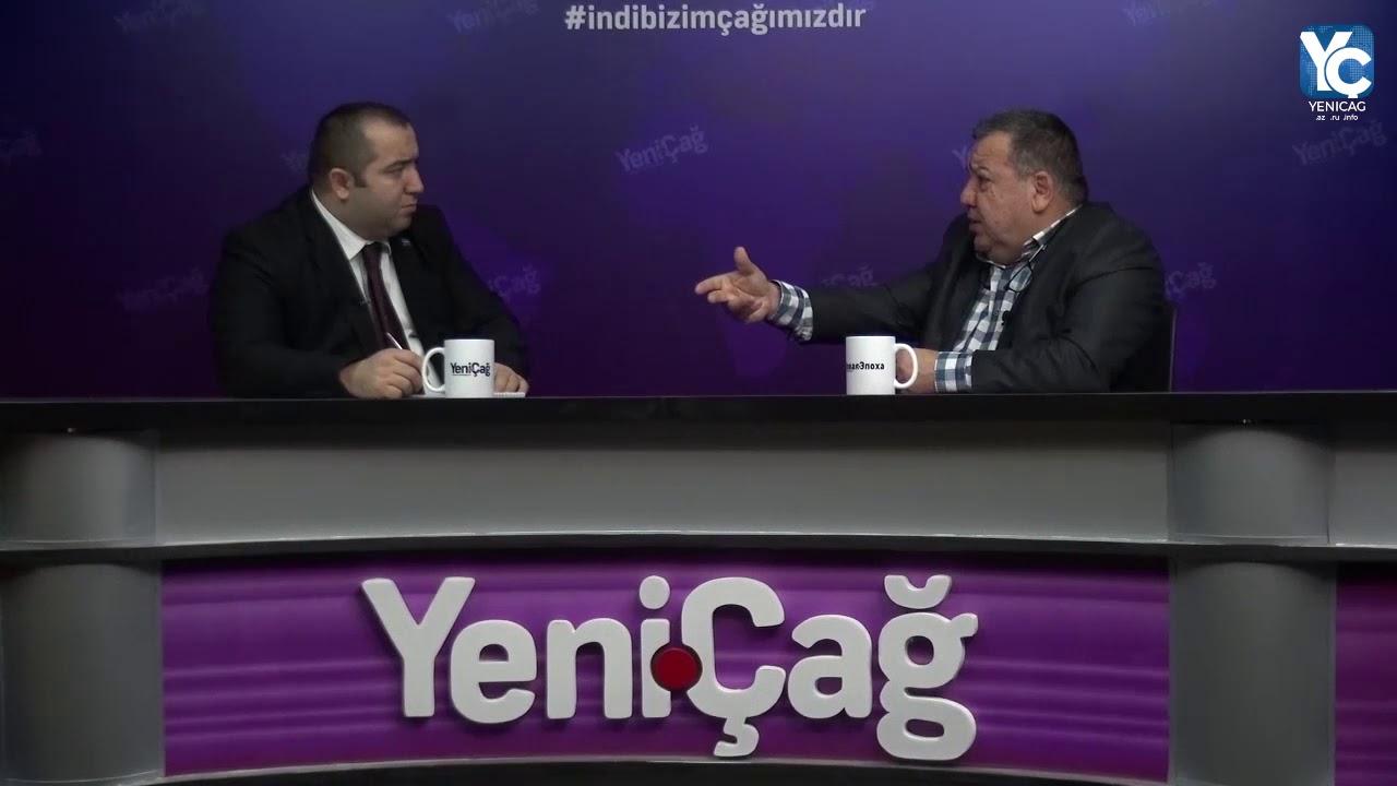 """""""Bizim diasporamız parçalanmaq üzrə qurulub"""" -Bülent Gürcam  - Yenicag az"""