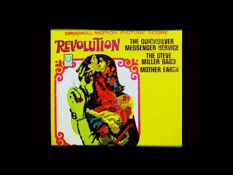 Various Artists  Revolution Soundtrack 🇺🇸 1968 Vinyl Rip Psych BluesSoulOldies