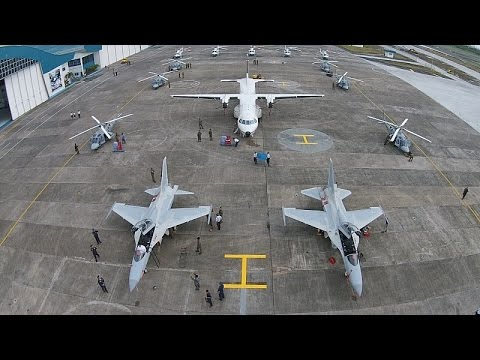 2016 Active Military Aircraft of the Philippines
