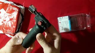 Zenga ZT 80 обзор газовой горелки
