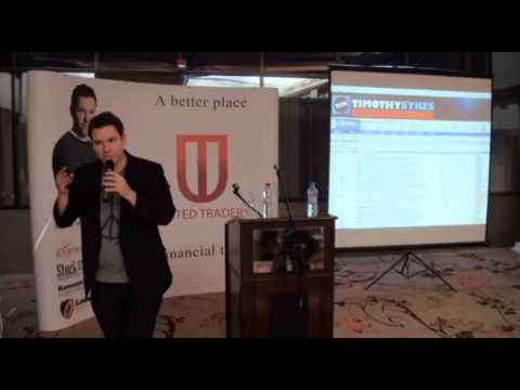Timothy Sykes Seminar In Moscow, Russia Part 4
