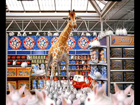 Image result for Geoffrey Giraffe Easter