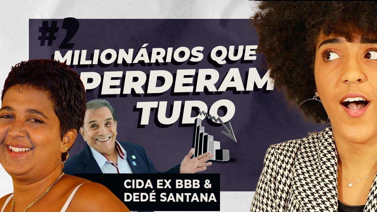 MILIONÁRIOS BRASILEIROS QUE PERDERAM TUDO #2 | NATH FINANÇAS