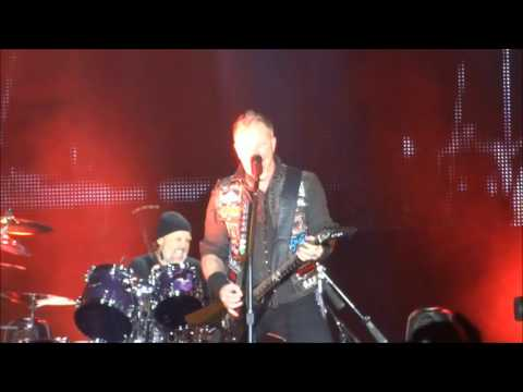 "METALLICA ""INTRO / CREEPING DEATH"" EN QUITO- ECUADOR ""2016"""