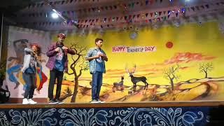 Awesome Crew 4 Sep at Jawahar Navodaya Vidyalaya Mesra Ranchi