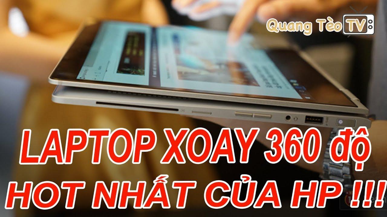 Top 3 mẫu Laptop xoay 360 của HP đáng mua nhất