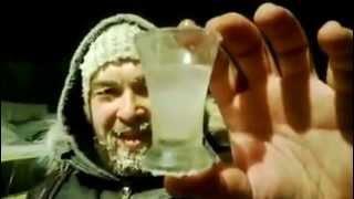 видео Температура замерзания спирта, водки и пива