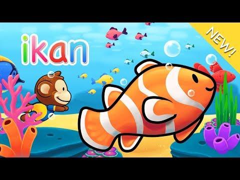Lagu Anak Indonesia | Ikan