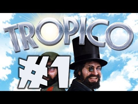Tropico 5: Max Difficulty Sandbox! – Part 1