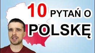 10 pytań o Polskę QUIZ