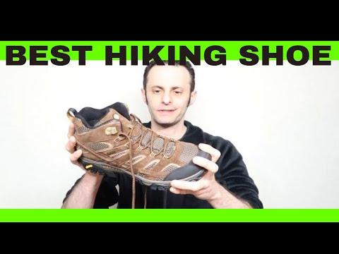 Best Hiking Shoe! Merrell Moab 2 Ventilator vs Mid Review