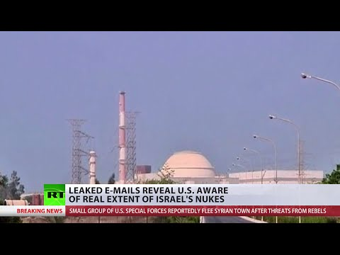 Israel has 200 nuclear weapons 'all targeted on Tehran' - Colin Powell email leak