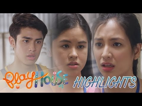 Playhouse: Shiela, gets stress while in the middle of Zeke and Nicole | EP 32