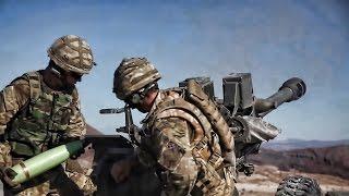 U.S. Marines & The 29th Commando Regiment Royal Artillery