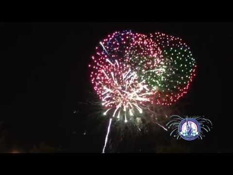 Jersey City's Freedom & Fireworks Festival - Fireworks Display July 4th, 2014