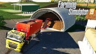 FARMING SIMULATOR 19 #109 - IL DEPOSITO DELLE BARBABIETOLE - GAMEPLAY ITA