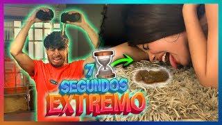 EL RETO DE LOS 7 SEGUNDOS MAS EXTREMO DE INTERNET | Yolo Aventuras