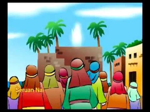 Nasyid kisah Nabi Yunus ditelan Ikan Nun