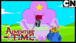 Время приключений | Поймал | Cartoon Network