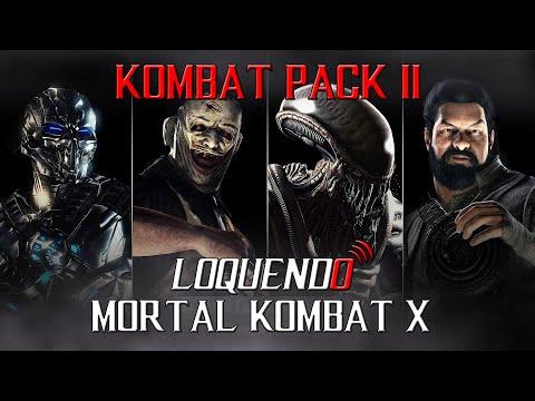 Loquendo - Mortal Kombat X - Kombat Pack 2