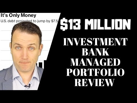 $13 million stock market portfolio review - Stocks and bonds